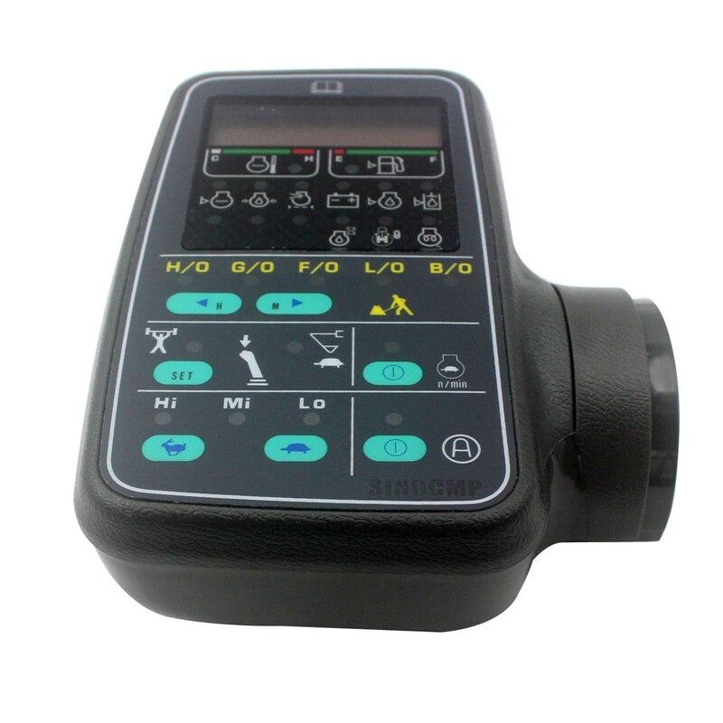 Pc120-6 pc200-6 6d102 LCD Monitores display panel 7834-77-3000 7834-77-3001 7834-77 -3002 7834-72-4000 para excavadora komatsu