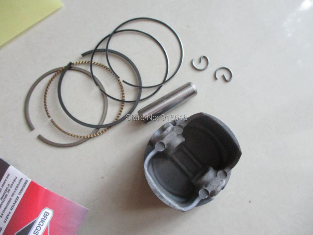 DOV750 PISTON AND RING ASSEMBLY BRIGGS AND STRATTON 64MM LAWN MOWER 592345 31hp high pressure pack ignition coil briggs and stratton 543477 engine generator parts