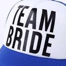 """""""Team Bride"""" Wedding Party Snapback Cap"""