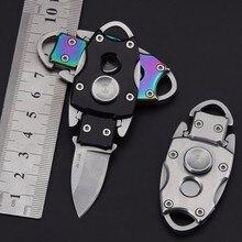 Militar складной Ножи выживания лезвие фиксированной Мини ножи спасения брелок Ножи инструмент Отдых на природе Охота Карманный военные Ножи самооборона тактический нож складной карманный нож нож брелок складной