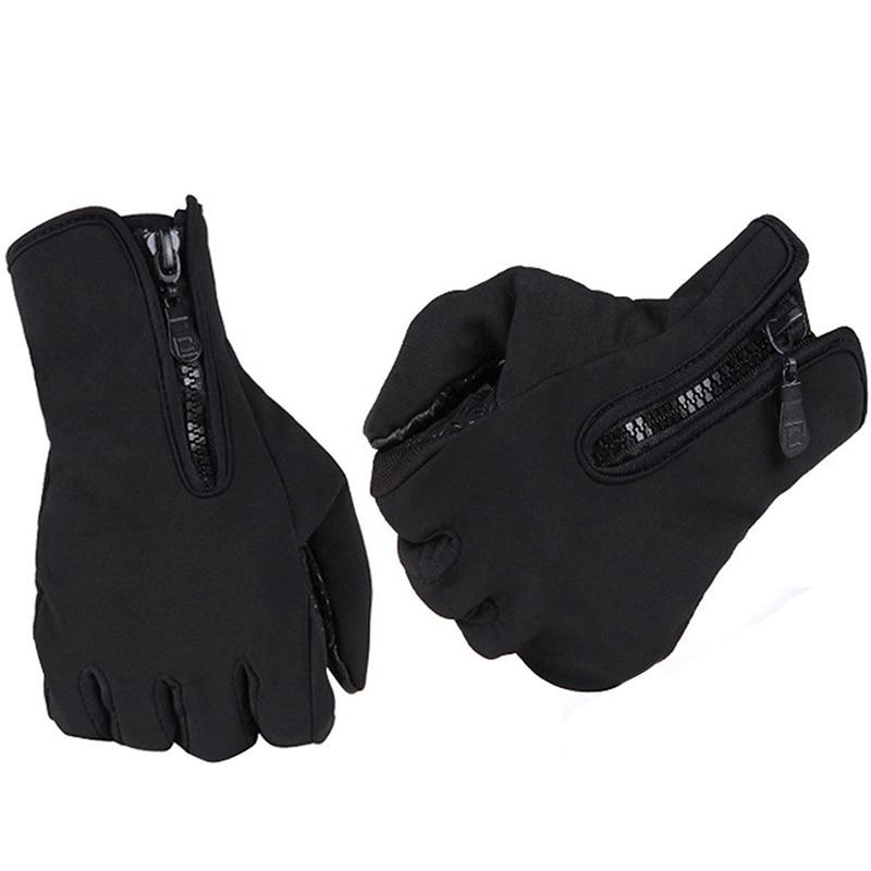 Gloves Windproof Waterproof Warm Men Women Winter Summer For Motorcycle Ski Snowboard Cycling Outdoor Sports Gant Moto