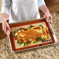 Outil de cuisson À Haute Température Résistance FDA Silicone Platine Pâte Pad Non Bâton Pétrissage Pad Pad De Cuisson Four Pad 42 cm x 29.5 cm
