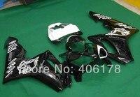Hot Sales,Factory Outlet For Triumph Daytona 675 2006 2008 Daytona675 06 08 White Black Motorcycle Fairings (Injection molding)