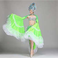 Stage Costumes For Singers Sexy Bikinis Factory Direct Clothing Ancient Costume Stage Outfits Traditional Chinese Dance