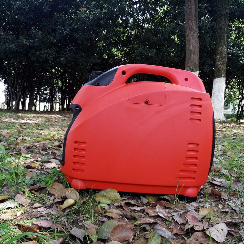 1.2KW mini portable silent petrol inverter generator,small alternator generator