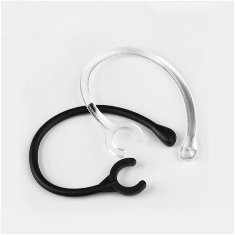 Malloom 2017 New Arrival 6pc Ear Hook Loop Replacement Bluetooth Repair Parts One size fits most 6mm for Samsung for LG #LYFE23 padded wrist guard one size fits most