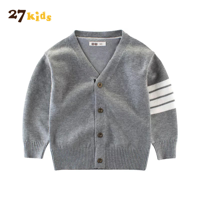 27 Kids Baby Children Clothing Boys Girls Knitted Cardigan Sweater