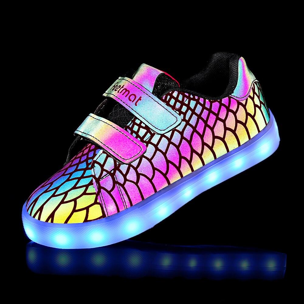Usb Led Light Shoes