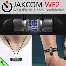 JAKCOM WE2 Wearable Inteligente Fone de Ouvido venda Quente em Acessórios como cinta modeladora masculina amafit mi 2 banda Inteligente