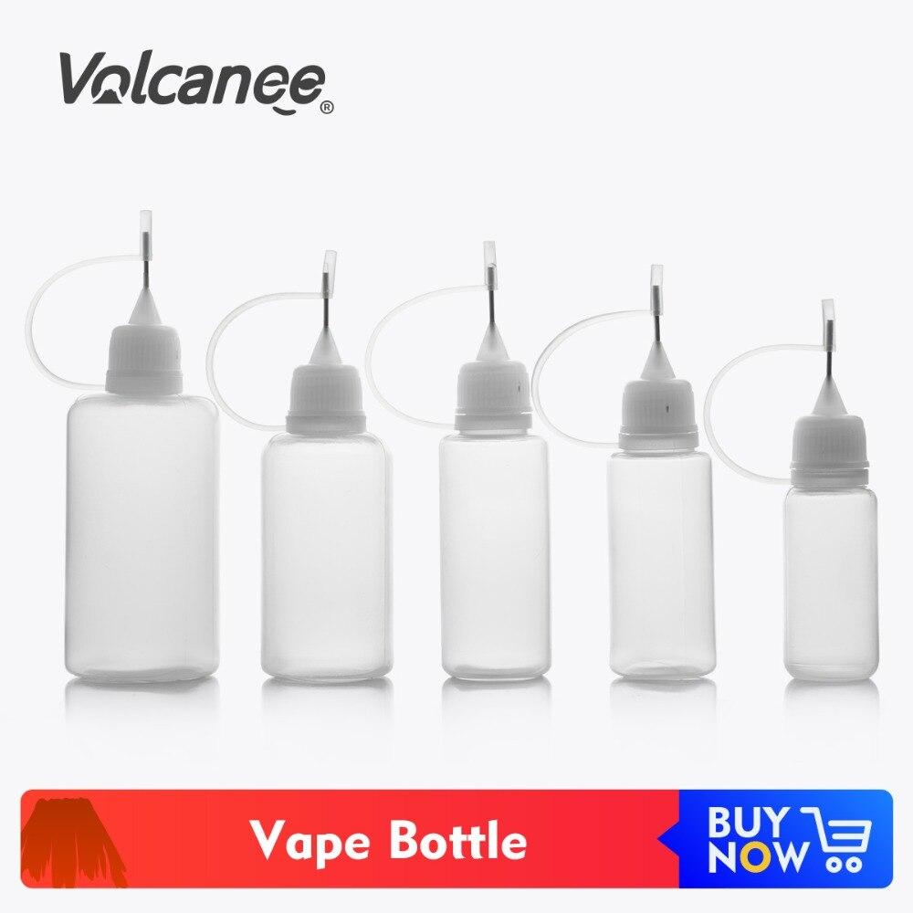 Volcanee пустой флакон капельница для жидкостей с металлической иглой 10/30/50 мл для пара электронных сигарет аксессуары для сока|Аксессуары|   | АлиЭкспресс