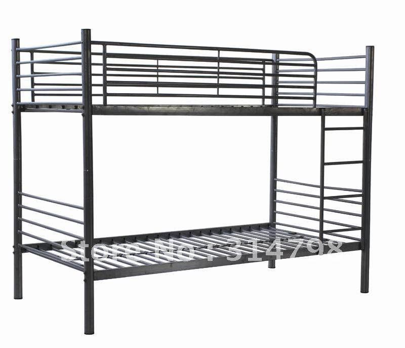 Metal Bunk Bed Made Of Kd Can Be