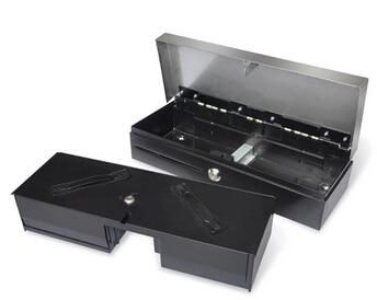 EK460 Металл Денежный Ящик с rj11 денежный ящик металла pos денежного ящика небольшой денежный ящик