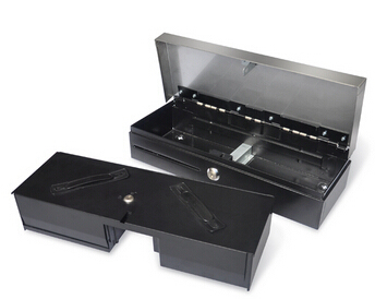 EK460 Metal Cash Drawer with rj11 cash drawer metal pos cash drawer small cash box