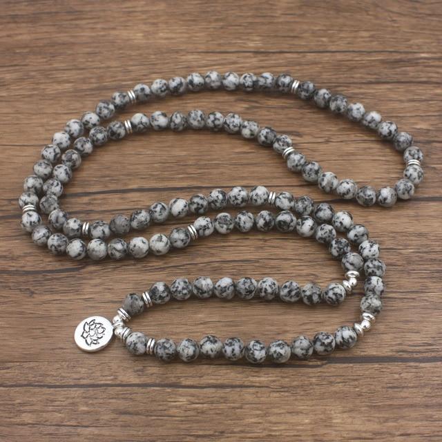 Bracelet Tibétain Mala femme