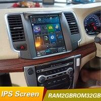 Android 6,0 RAM2GB Quad core Android 1024*600 9,7 дюймов Автомобильный gps навигации для Nissan teana J32 2008 2012