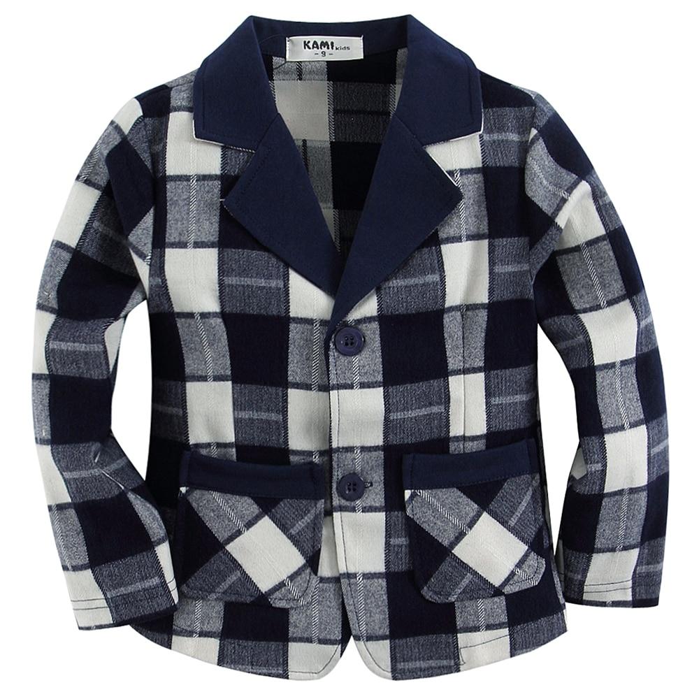355cc8a3b488 new arrival blue plaid woven flannel cotton 100% toddler boy blazer  BB151203 D