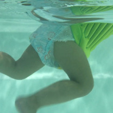 Baby Waterproof Diapers Disposable Swimming Pants Infant Leakproof Swim Diapers
