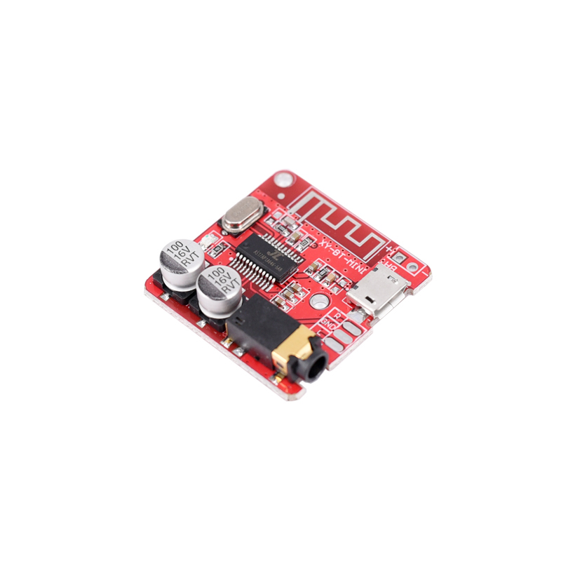 <font><b>Car</b></font> Speaker <font><b>Amplifier</b></font> Bluetooth module <font><b>diy</b></font> conversion Bluetooth 4.1 <font><b>Audio</b></font> Receiver Accessories motherboard Stereo 5Vpower supply image