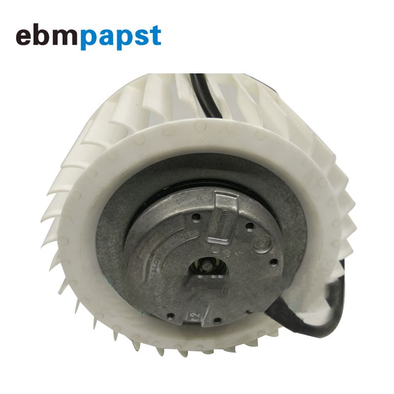 New Spot EBMPAPST Centrifugal Fan R2E140-BR64-23 M2E052-CA 230V 0.25A Cooling Fan