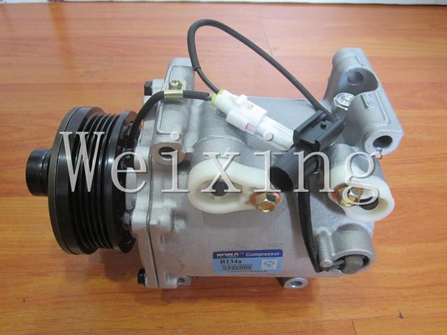 AKC200A204N MR500272 MR360561 AKC200A204S Car A/C compressor MSC90C PV5 for Mitsubishi Lancer Galant
