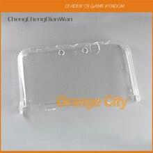 ChengChengDianWan прозрачный жесткий прозрачный чехол, защитный чехол для нового 3DS XL/LL NEW 3dsxl 3dsll, кристальный протектор, 20 шт.