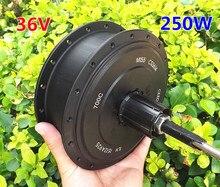 DC24V 36 В 250 Вт Smart Батарея автомобиля контроллер двигателя безщеточный привод Электрический велосипед
