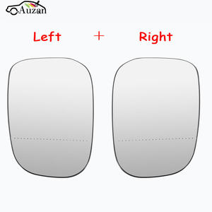 Image 1 - اليسار واليمين الجانبية الباب مرآة الزجاج ساخنة لل G48/فولفو c30 c70 s80 v50 (07 09) 3001 897