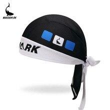 MAKOSHARK Cycling Cap Bandana Quick-dry Ciclismo Bike Headscarf Headband Cycling Caps Pirate Scarf Men MTB Racing Bicycle Hats