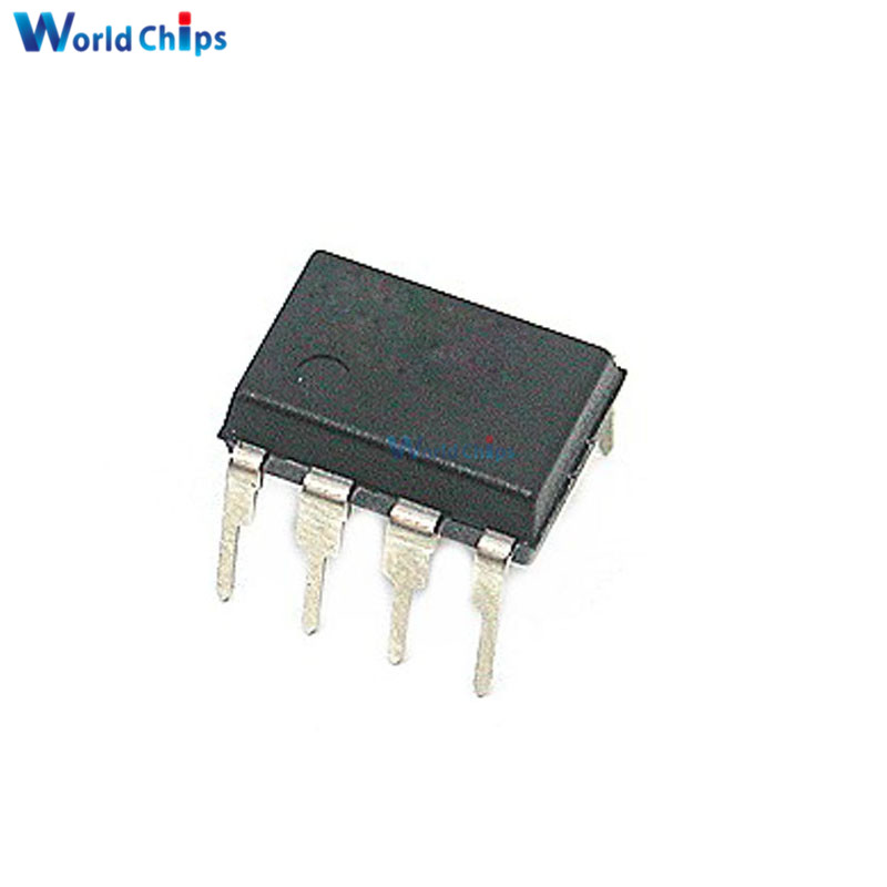 100PCS TL071CP TL071 DIP-8 Low Noise JFET Input Operational Amplifiers TI IC