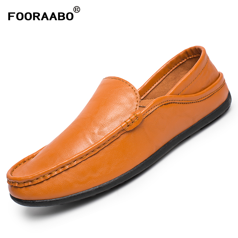Male Flats Shoes Leather Men Shoes Casual Loafers 2017 Slip On Fashion Drivers Loafer PU Leather Moccasins Men Shoes Black 2017 autumn fashion men pu shoes slip on black shoes casual loafers mens moccasins soft shoes male walking flats pu footwear