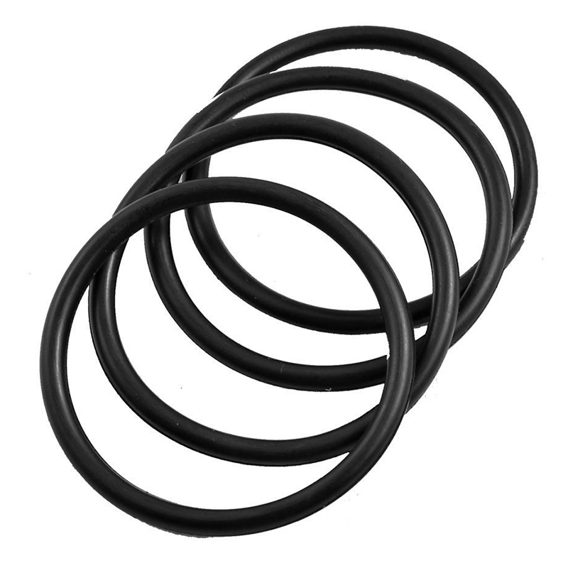 Boiler Black 44 Mm X 3 Mm Rubber Sealing Washers Oil Seal O Rings 4