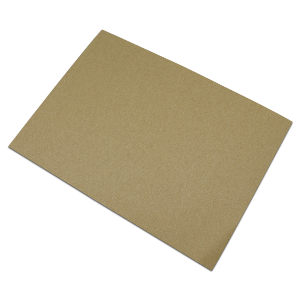 21*14.8cm Vintage A5 Kraft Paper Sheet For Office School Supplies Printing Copy Crafts Paper Standard Writing Stationery Paper