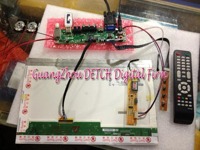 LP140WX1-TL01  14-inch laptop screen LCD TV driver board with USB conversion function