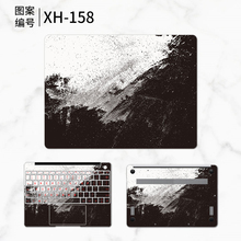 Black Mable Laptop Sticker for Huawei Matebook X Pro 13.9 X 13.3 Laptop Skin Cover for MateBook D 15.6 E 12 Notebook Stickers for huawei matebook e handwriting touch control pen matepen page laser pointer