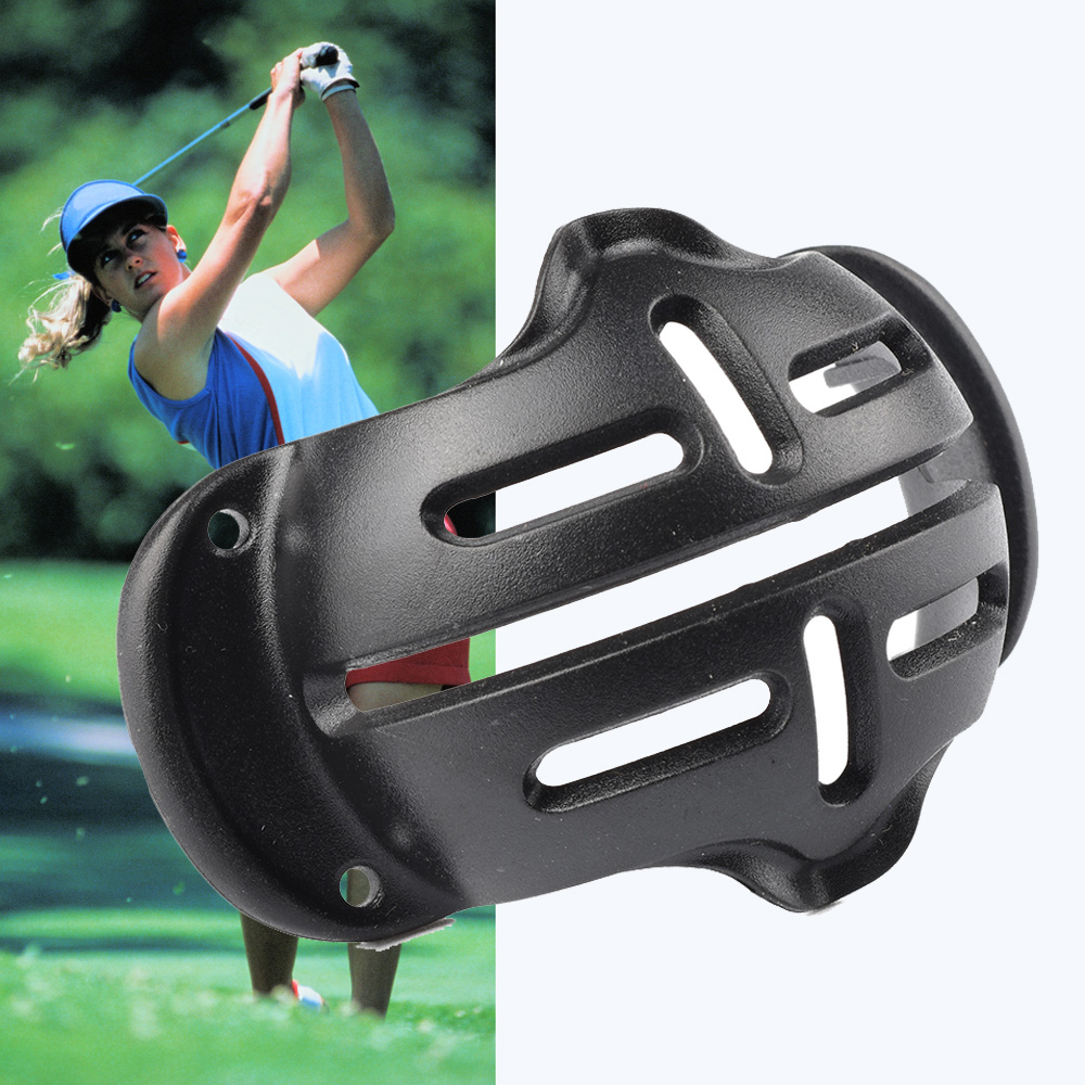 New Design Golf Ball Alignment Line Marker Marks Template Draw Template Linear Putt Positioning Ball Mark Alignment Putting Clip