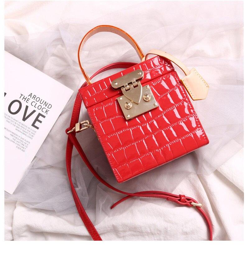 Siku 패션 여성 가방 정품 가죽 여성 숄더 가방 브랜드 메신저 가방 여성-에서탑 핸드백부터 수화물 & 가방 의  그룹 3