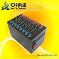 bulk sms 8 ports Q2403 wavecom modem support stk imei chaning gsm gprs modem