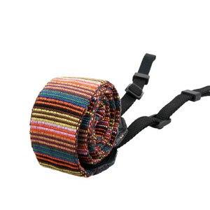 Image 4 - 6 Color Retro Vintage Trendy Camera Straps Universal Nylon Shoulder Strap For Nikon Canon Panasonic Sony Pentax DSLR