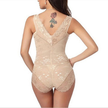 Comfortable Slimming Bodysuit Shaper