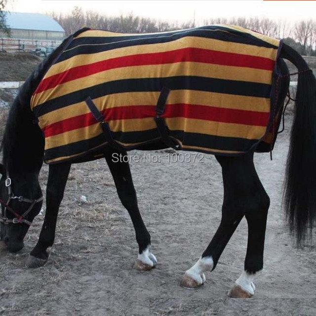 Spring And Autumn Polar Fleece Fabric Horse Rug Rugs Clothes