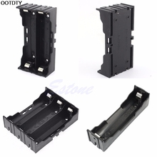 Plastic Battery Holder Case Storage Box For 18650 Rechargeable 3.7V DIY #L060# new hot