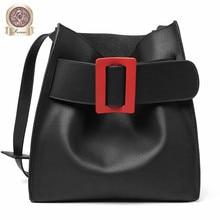 Фотография Genuine Leather Luxury famous brand designer Composite Bag high quality Mother Bag Bucket women cowhide leather shoulder bag