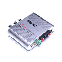 200W Car Amplifier LP 838 12V Smart Mini Hi Fi Stereo Audio Amplifier For Home Car