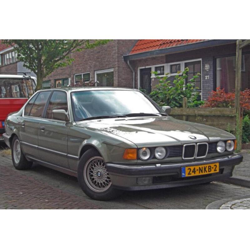 Fog Lamps Lights For BMW E32  7ser Stop Brake Lamp Reverse Back Up Bulb Front Rear Turn Signal Light 2pc