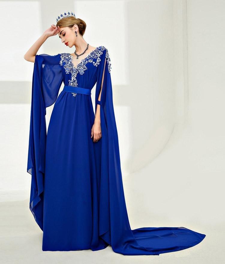 2018-royal-blue-red-v-neck-long-carpet-evening (1)