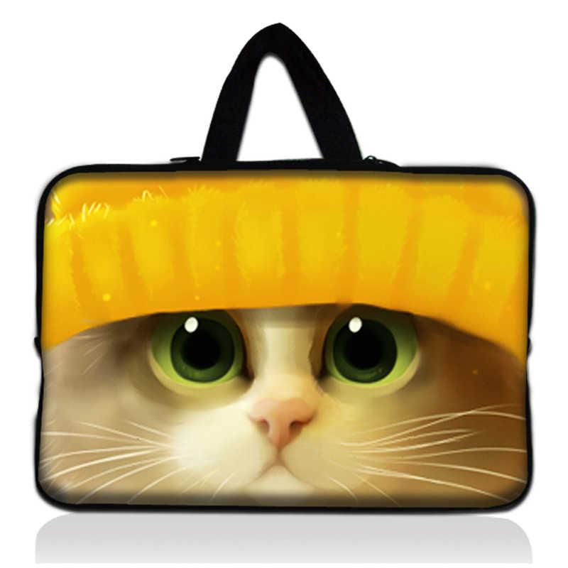 7 7.9 inch tablet sleeve bag case met handvat Laptop PC cover pouch Voor 7.7 7.9 8.1 Inch e boek PC Voor Ipad Mini Xiaomi