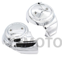 Chrome Motorcycle Engine Protector Cover Engine Bonnets For TMAX500 TMAX 500 2008 2013 09 10 11