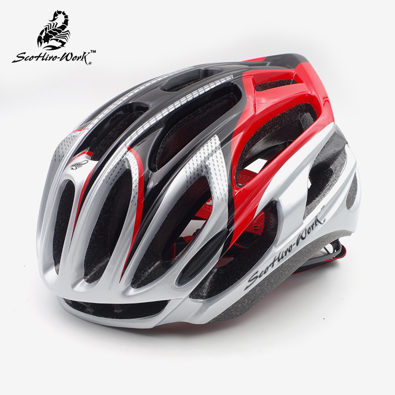 Integrally molded ultralight bicycle helmet men women road mtb mountain bike helmets EPS cycling riding equipment Casco Ciclismo men women cycling helmet eps ultralight mtb mountain bike helmet riding safety bicycle helmet