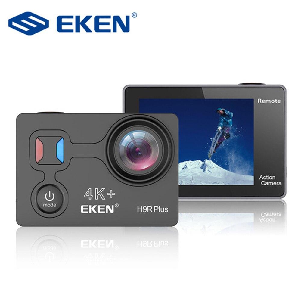 Unterhaltungselektronik Eken H6s Ultra Hd 4 K Video Action Cam Eis Bild Stabilisierung Ambarella A12 Chip Wifi Wasserdichte 14mp Mini Sport Kamera Sport & Action-videokameras