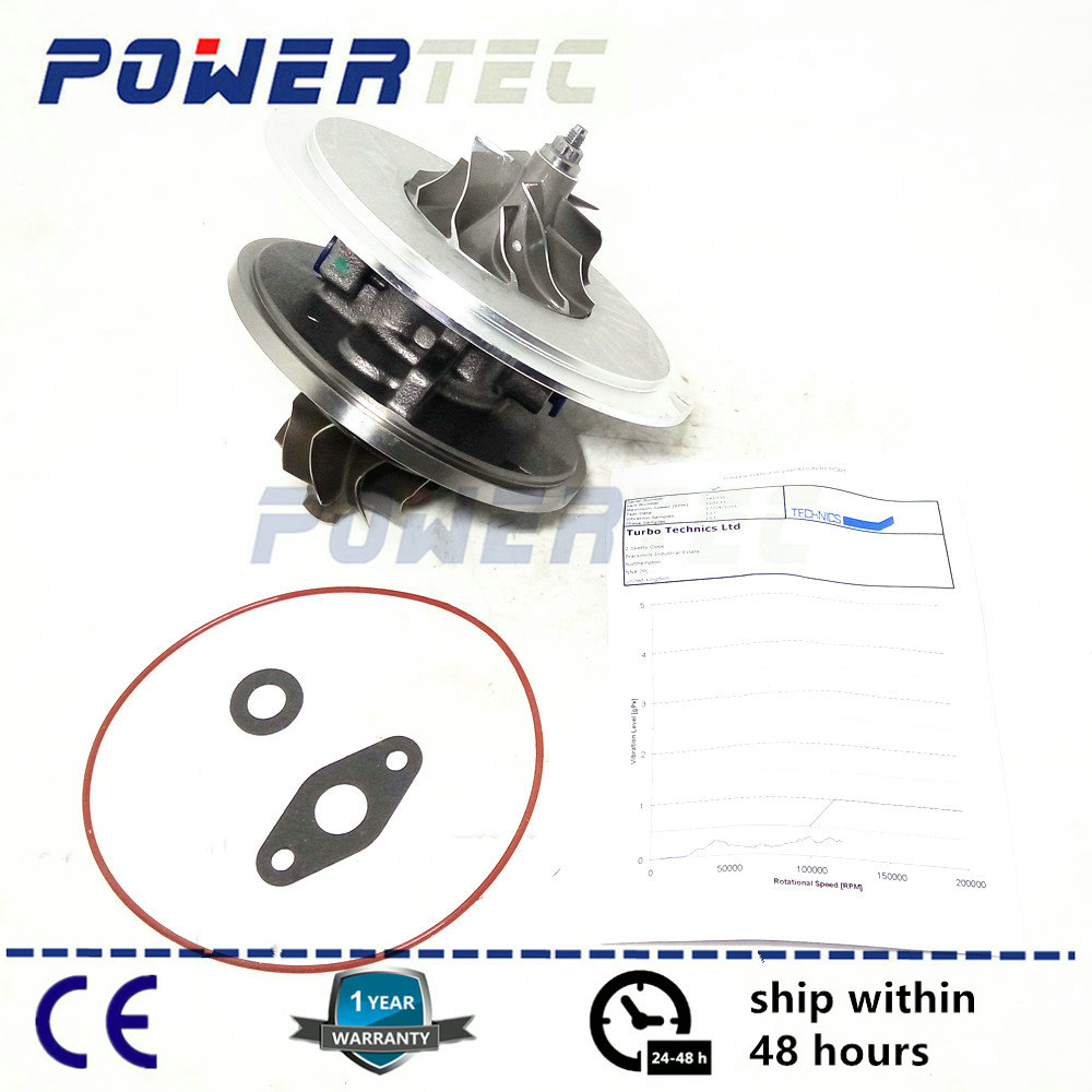 GT2260V Cartridge turbo CHRA For BMW 530 d E60 / E61 M57N 218HP 2003-2005 - turbine core 742730-5003S 742730 11657790308 gt2256v turbine kit for mercedes benz e class 270 cdi w210 m class ml 270 cdi w163 om612 170hp turbo core cartridge chra 709837